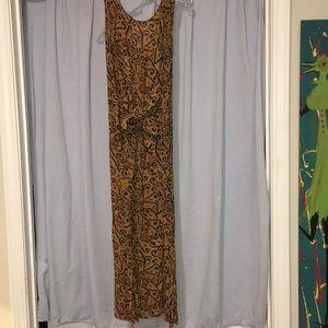 Max Studio silk dress